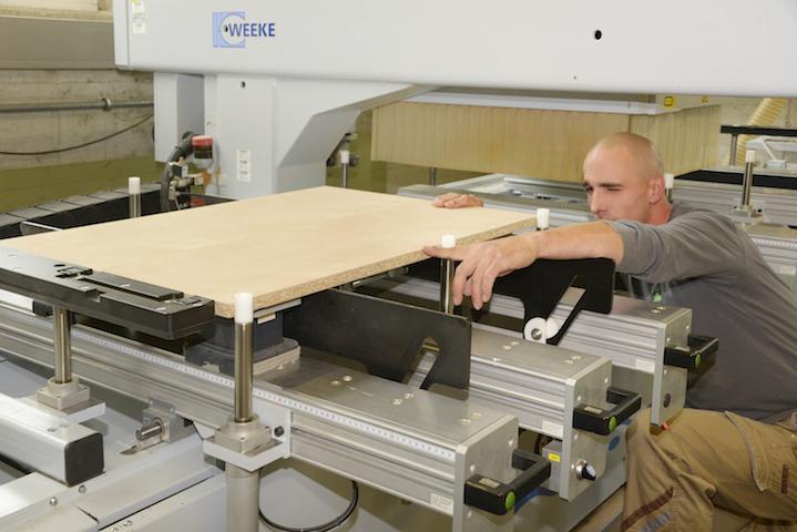 Schreiner Sauter Werkstatt 4